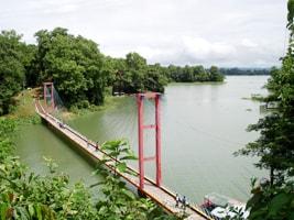 Lake view of Rangamati