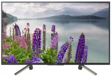 """Sony Bravia KDL-49W800F 49"""" Full HD HDR Android Wi-Fi TV"""