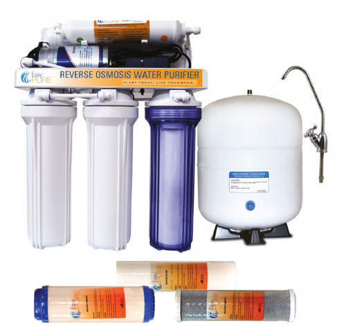 Easy Pure EGRO-501 5 Stage RO Water Purifier