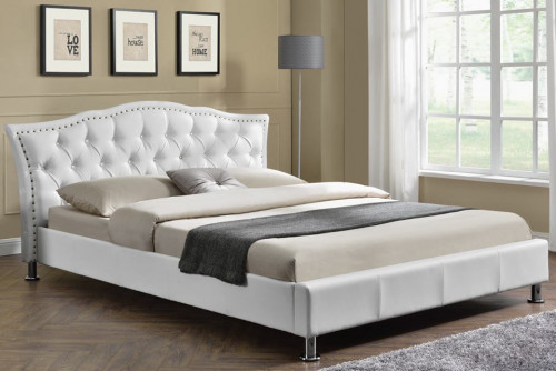 Nice Looking UK Wood Bed