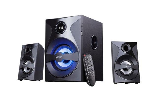 F&D F380X 2.1 USB Bluetooth Multimedia Speaker