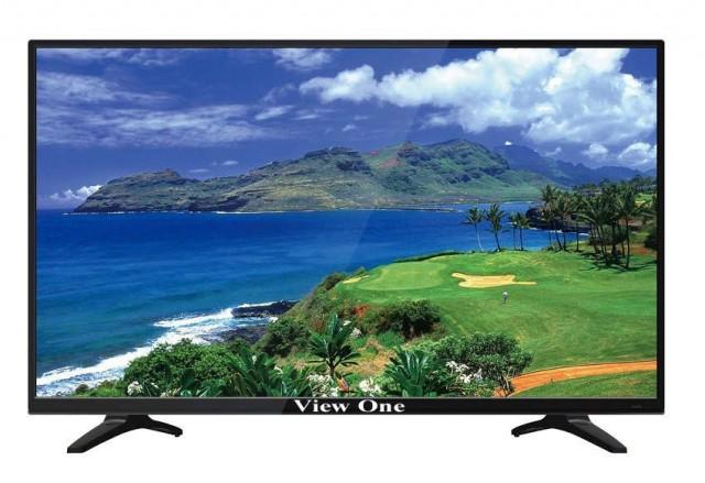 "View One 40"" Mega Contrast HDMI / USB Full HD LED Television"