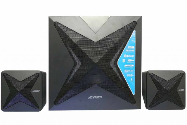 F&D F550X Wireless Bluetooth Multimedia Sound Speaker
