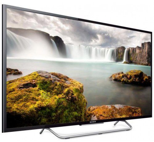 "Sony Bravia W652D 40"" Slim LED Full HD Wi-Fi Internet TV"