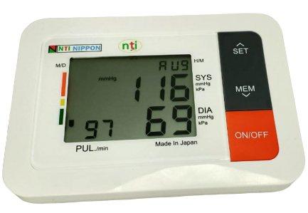 Nippon Digital Blood Pressure Monitor