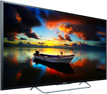 Sony Bravia 49W660E X-Reality Pro 49 Inch Smart LED TV