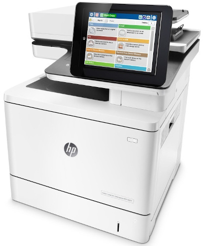 HP LaserJet Enterprise MFP M527dn Multifunction Printer