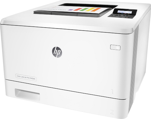 HP Color LaserJet Pro M252dn USB Color Network Printer