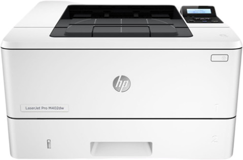 HP LaserJet Pro M402DW Hi-Speed USB Wi-Fi 40PPM Printer