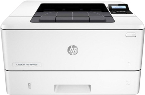 HP LaserJet Pro M402D Office Black And White Printer