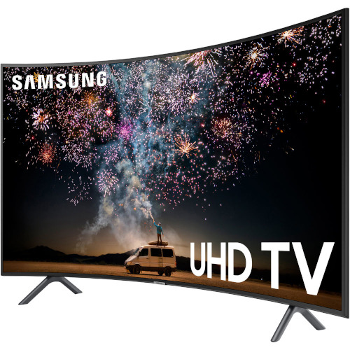 "Samsung RU7300 65"" UHD 4K Curved Smart Television"