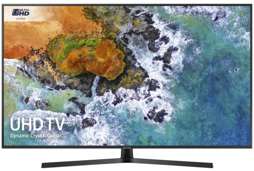 "Samsung RU7400 65"" UHD 4K Series 7 Energy Smart TV"