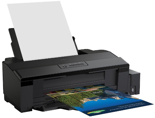 Epson L1800 Borderlessa A3+ Color InkJet 15 PPM Photo Printer