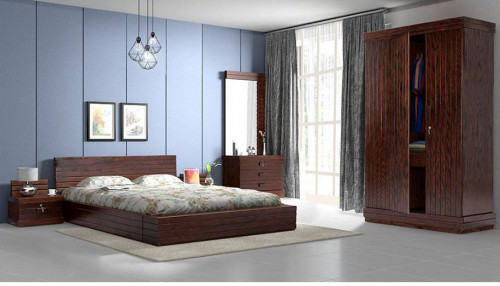 Italian Paint Super Quality Bed B03