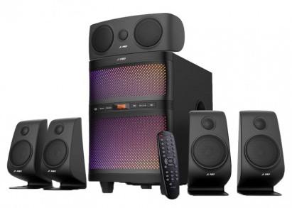 F&D F5060X Bluetooth 5:1 FM Radio Multimedia Speaker System