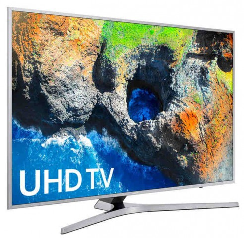 "Samsung MU7000 4K UHD Dimming 43"" WiFi Smart LED TV"