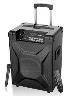 F&D T2 Bluetooth 4.2 FM Crystal Sound Trolley Speaker