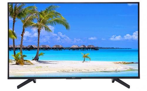 "Sony Bravia KD-X7000F 4K HDR 55"" ClearAudio+ LED Smart TV"