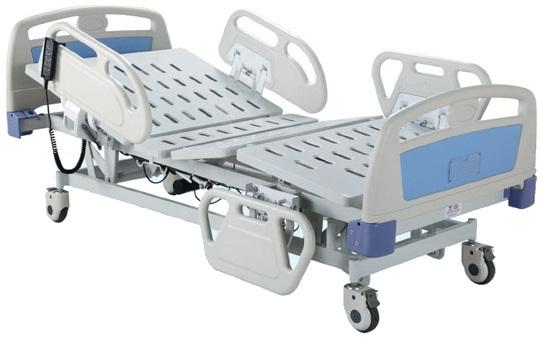 Hospital ICU Bed Advanced Medical Motor Four Fold KY404D
