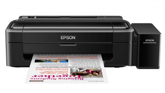 Epson L130 Single Function USB Hi-Speed Color InkJet Printer