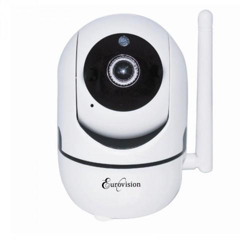 Eurovision EV-IPC304AI 2MP Artificial Intelligent CC Camera