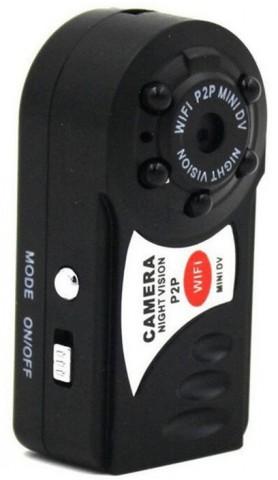 Sansnail Mini Q7 Night Vision 32GB TF Card WiFi IP Camera