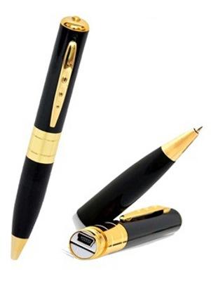 Spy Pen 32GB Storage 1280 x 960 Hi-Resolution Camera