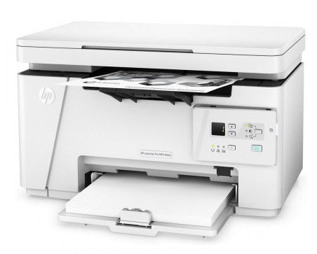 HP LaserJet Pro MFP M26a Multifunction Duplex Laser Printer