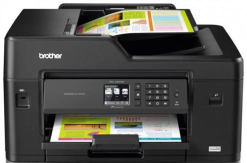 Brother MFC-J3530DW Multifunction Color Inkjet Printer