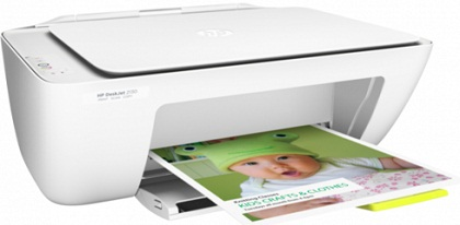 HP DeskJet 2130 Color Inkjet All-in-One Printer