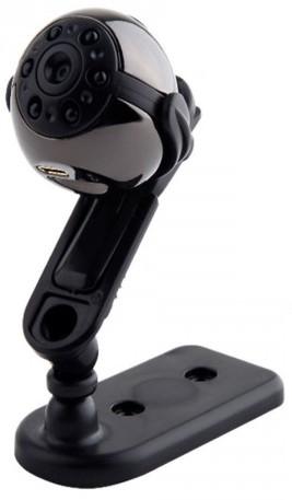 Fulll Metal SQ9 Motion Detection Recording Mini Spy Camera