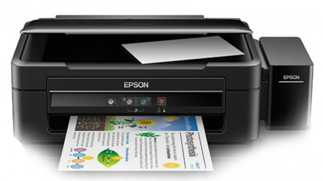 Epson L130 Micro Piezo Ink Tank Hi-Speed Color Printer