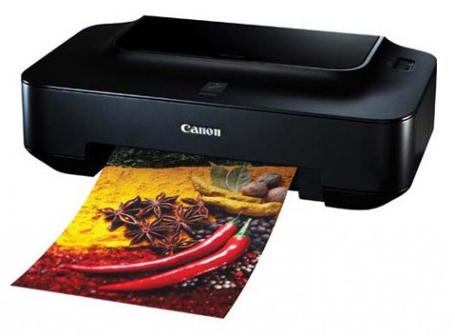 Canon Pixma iP2770 Color Inkjet A4 USB Printer