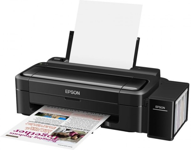 Epson L130 Ink Tank Hi-Speed 27 PPM Ultra Low Cost Printer