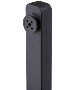 Button Spy Camera HY-900 5MP CCD Sensor 32GB Memory