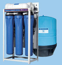 Commercial RO 400 GPD 3 Stage Water Purifier