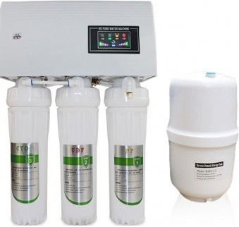 Smart Micro Controller RO75G-E 5-Stage RO Water Purifier