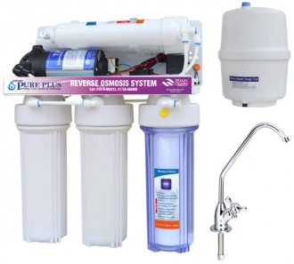Pure Plus PP-RO75G-A 5 Stage Reverse Osmosis Water Purifier