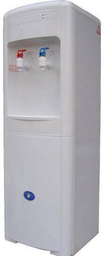 Dispenser with Heating & Compressor Cooling