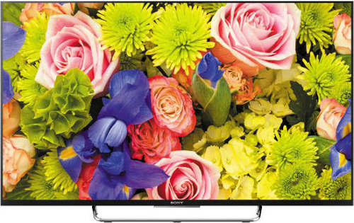 """Sony Bravia W800C 43"""" Full HD Wi-Fi Android Smart 3D TV"""