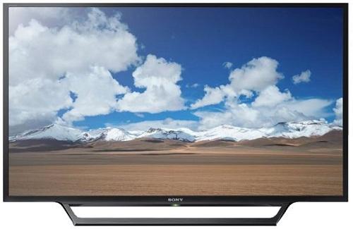 "Sony Bravia W650D 48"" Wi-Fi LED Full HD Real Motion TV"