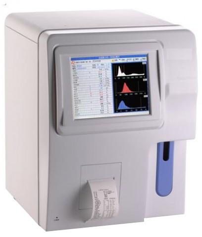 "Hematology Analyzer 23-Parameter 8.4"" TFT Color Screen"