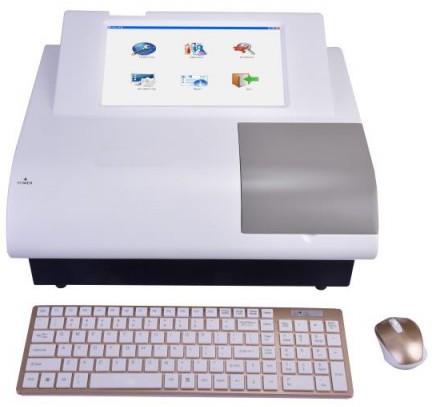 "Micro Plate Reader Hi-Speed CPU 7"" LCD Color Screen"