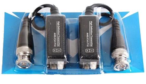 Video Balun 1 Pair Passive Data Transmitter