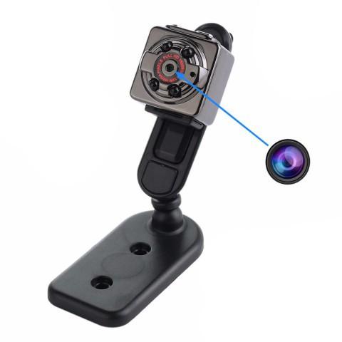 Mini Spy Camera SQ8 Night Vision 1080p IR 3mm Lens HD video