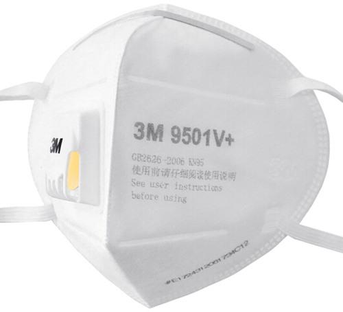 3M 9501V+ KN95 Medical Protective Mask