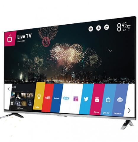 JVCO 43 Inch Full HD Android Smart LED Television